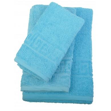 Комплект полотенец гладкокрашеных 3 шт.