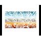 Полотенце махровое пестротканое жаккардовое 50х90