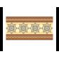 Полотенце махровое жаккардовое 70х140